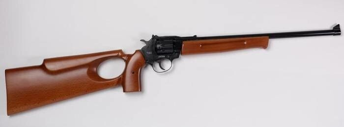 LOGO_Safari Sport revolver rifle