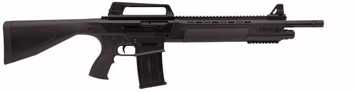 LOGO_Semi-Auto Magazine Fed Model Shotgun