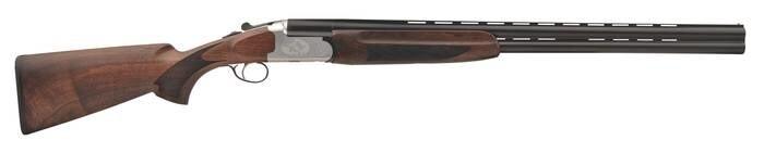 LOGO_Armed Over & Under Hunting Shotgun in White