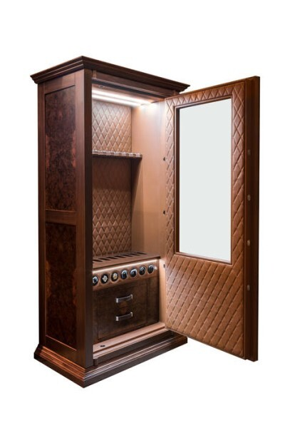 LOGO_High Security Luxury Gun Cabinets