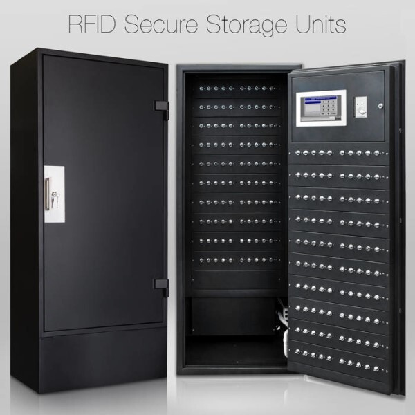 LOGO_Smart Secure Storage Units with RFID System