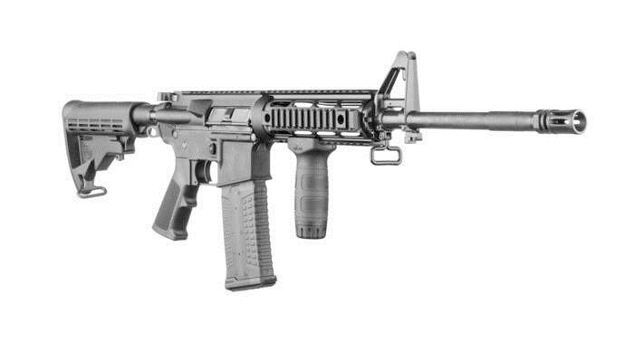 LOGO_EMTAN MZ 15 Semi Automatic Rifle