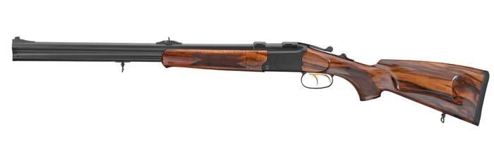 LOGO_Over-and Under Combination Gun B3 Model Black