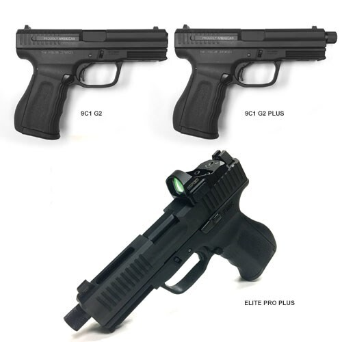 LOGO_NEW IN EUROPE: Compact 9mm Pistols by FMK Firearms