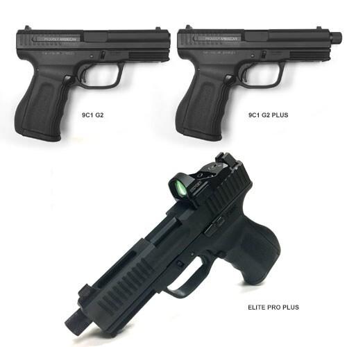 LOGO_NEU IN EUROPA: Kompakte 9mm Pistolen von FMK Firearms