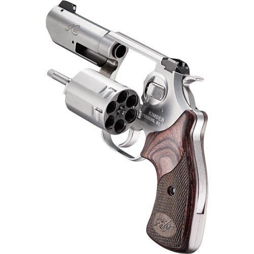 LOGO_KIMBER® VERÖFFENTLICHT NEUE DOUBLE AND SINGLE ACTION K6S ™ REVOLVER