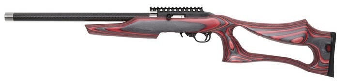 LOGO_NEW 2019: MAGNUM LITE SWITCHBOLT - ambidextrous .22lr semiautomatic rifle