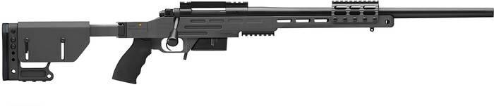 LOGO_KIMBER Repetierbüchsen - Advanced Tactical Gewehr SOC II und SRC II