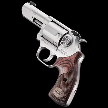 LOGO_KIMBER Revolver series K6 with DASA trigger