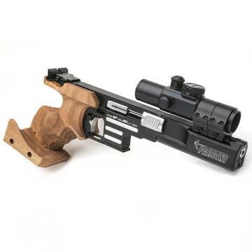 LOGO_SP Bullseye Target Pistol