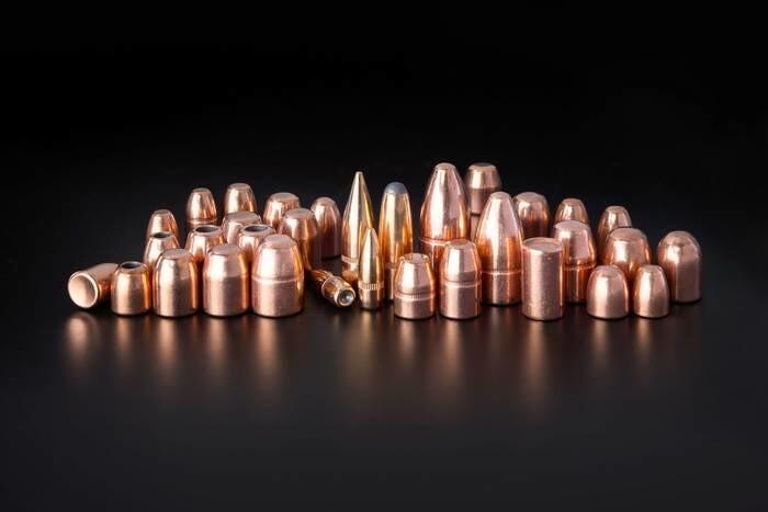 LOGO_Full copper plated handgun bullets