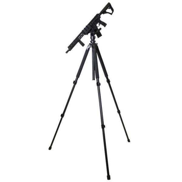 LOGO_Das Kopfjager K700 Heavy Duty Stativ und Reaper Griff-System