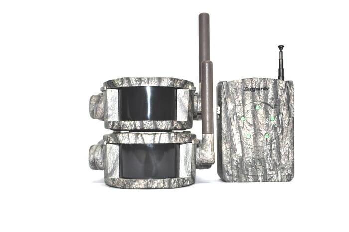 LOGO_Wireless hunting alarm-300m SY-007 plus