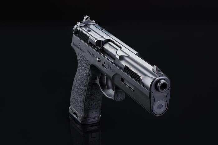 LOGO_Multi-caliber Pistol