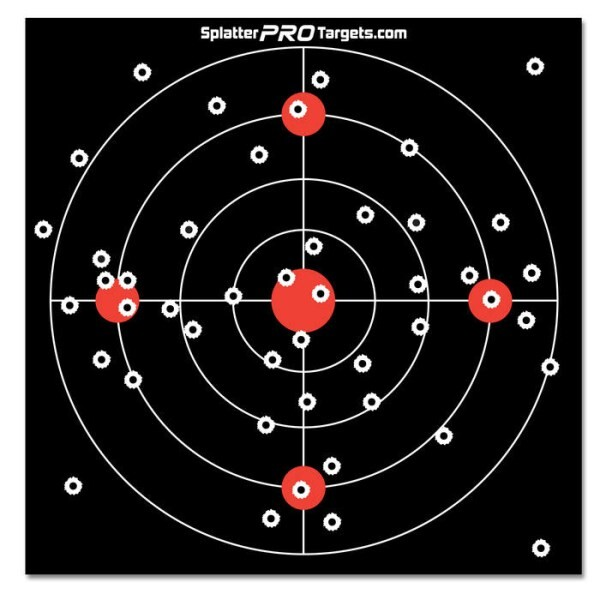 LOGO_Value priced 2 colour targets