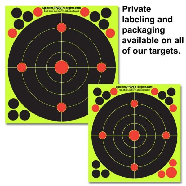 LOGO_Peel and Stick Splatter Targets
