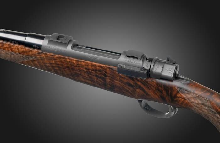 LOGO_Fanzoj Titanium TI-3 Bolt action rifle