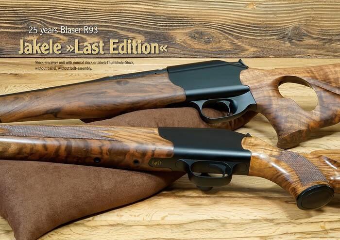LOGO_Jakele Last Edition for Blaser 93