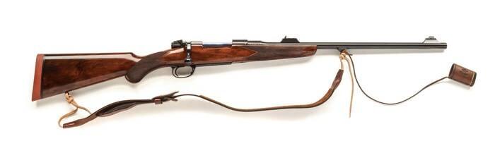 LOGO_Highland Stalker rifle