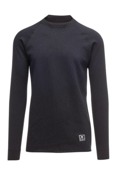 LOGO_THERMOWAVE 2in1 - Thermo Langarm-Baselayer für Männer