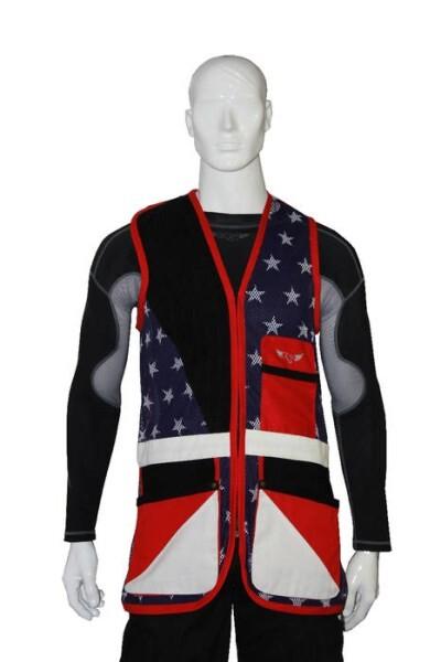 LOGO_K7 Flag Shooting Vest