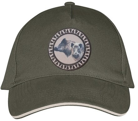 LOGO_Cap with hunting patch