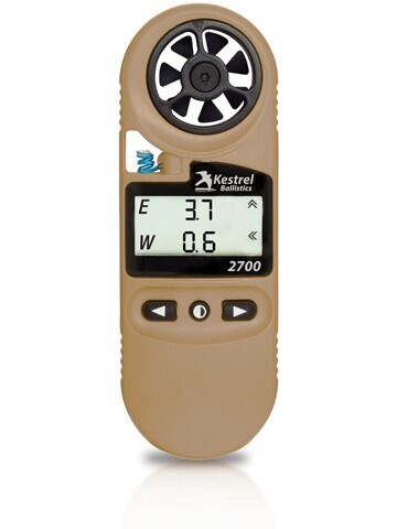 LOGO_Kestrel 2700 Ballistics Weather Meter