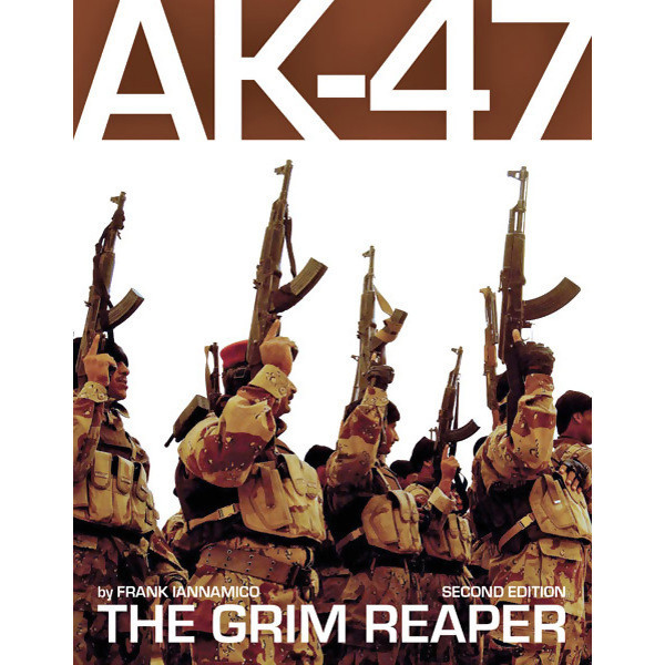LOGO_Book: AK-47: The Grim Reaper 2nd Edition
