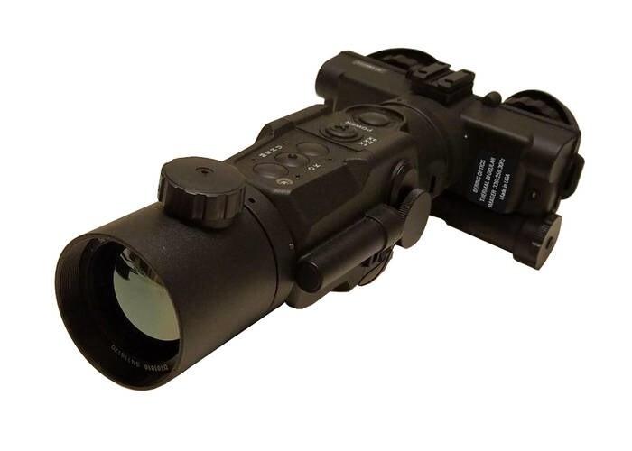 LOGO_Border Patrol Thermal binocular
