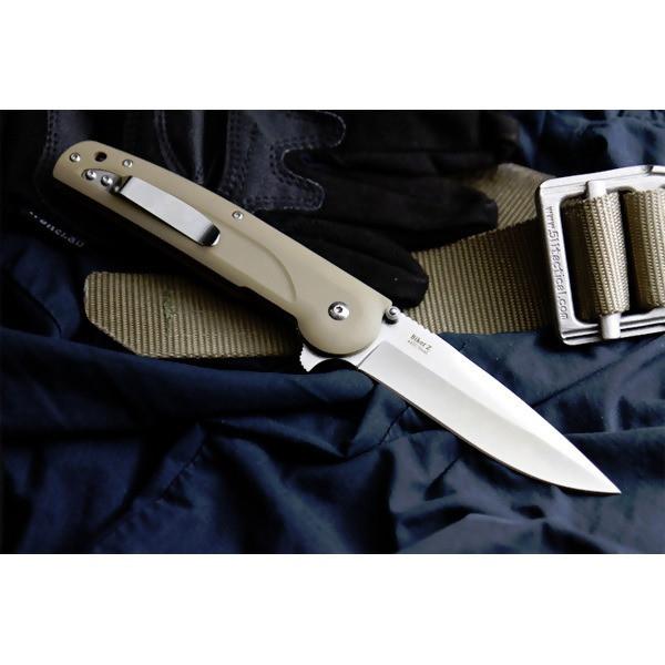 LOGO_Folding Knives - Biker Z 440C Satin