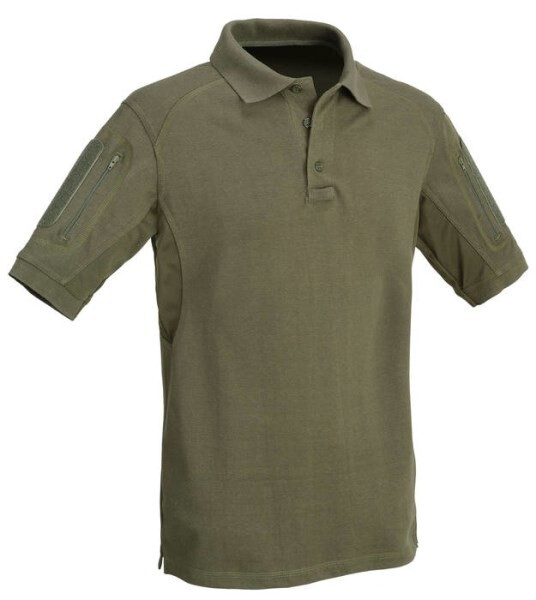LOGO_DEFCON 5 TACTICAL POLO SHORT SLEEVES WITH POCKETS