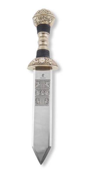 LOGO_Roman Dagger Size: 38 cm