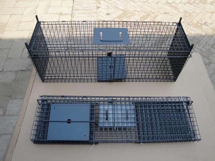 LOGO_Animal Cage Traps, foldable