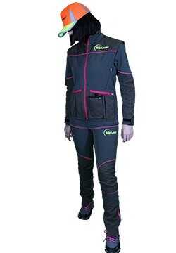 """LOGO_Technical and innovative hunting clothing for WOMEN """"Made in Italy"""""""