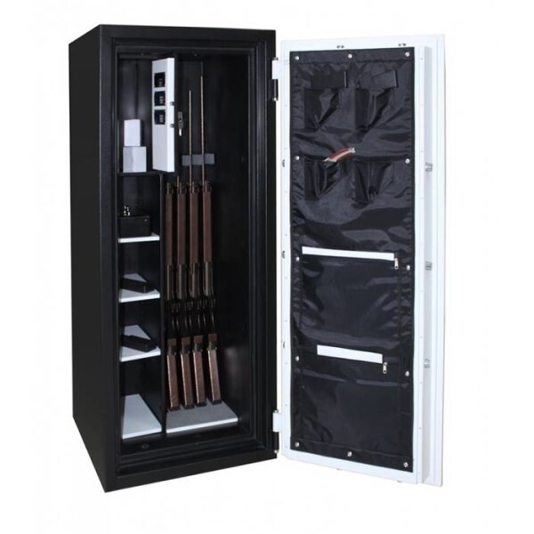 LOGO_Burglar and fire resistant safe F60CL I.150.E GUN