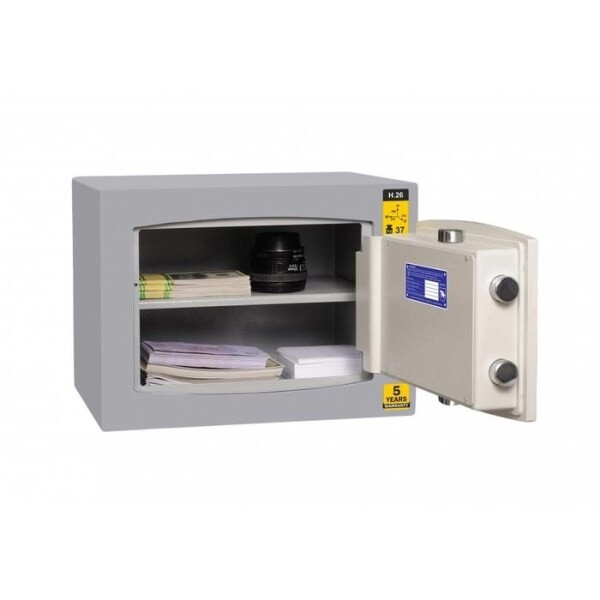 LOGO_Burglar resistant safe H.26.K