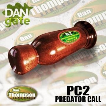 LOGO_Dan Thompson Calls PC2 Predator Call