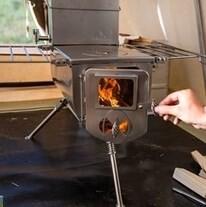 LOGO_Winnerwell Woodlander G1 Cook Camping Stove