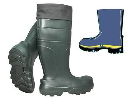 LOGO_HUNTER PLUS Boot