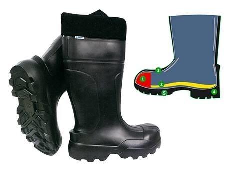 LOGO_WORKER Boots