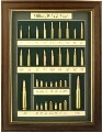 LOGO_Military Rifle & Pistol wall display