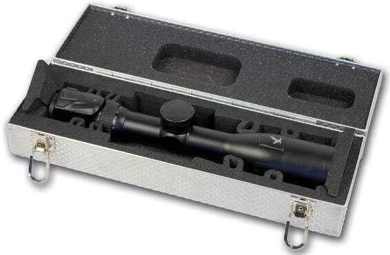 LOGO_ZF-big scope case - The new EISELE riflescope case with handle on the lid
