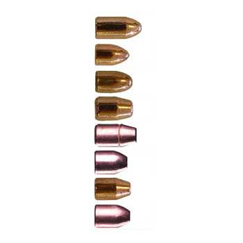 LOGO_Complete Metal Jacketed bullets