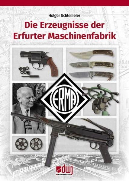 LOGO_Die Erzeugnisse der Erfurter Maschinenfabrik ERMA