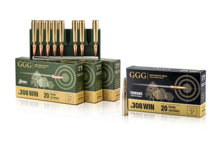 LOGO_Rifle ammunition cal. .308 WIN
