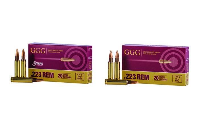 LOGO_Rifle ammunition cal. .223 Rem
