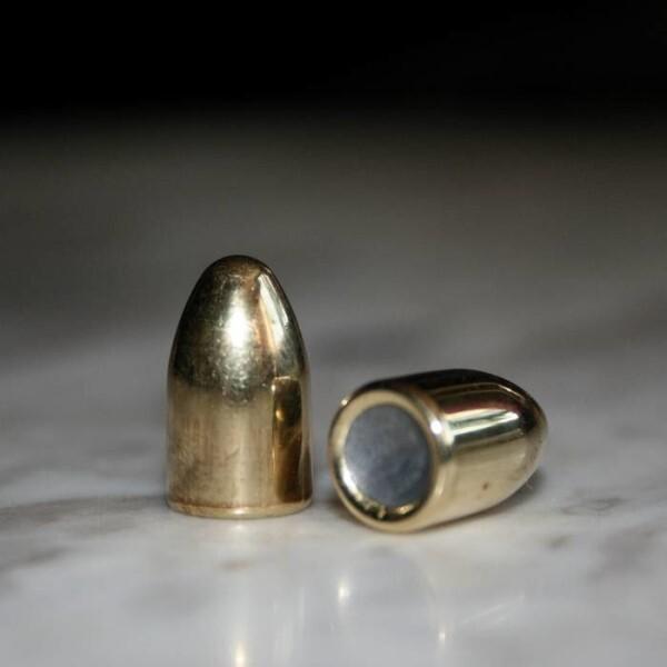 LOGO_9mm FMJ Geschossen