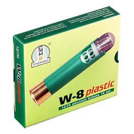 LOGO_Hunting bullet ammunition - W-8 Plastic Slug