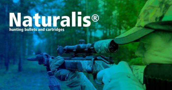LOGO_Naturalis hunting ammunition and bullets