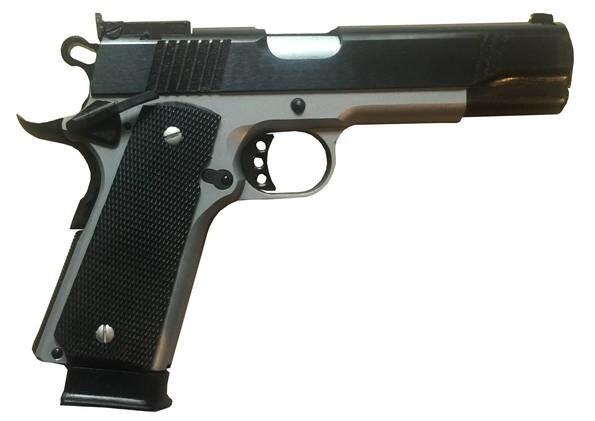 LOGO_Norinco 1911A1 Sport frame chromed, .45ACP